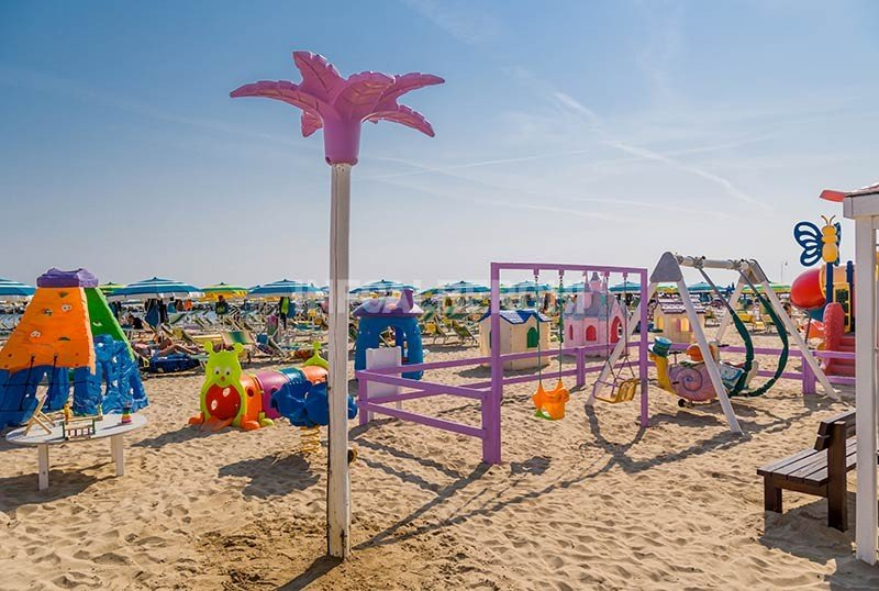Viserbella spiagge
